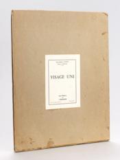 Visage Uni [ Edition originale - Livres dédicacé par l'auteur et l'illustrateur ] - Couverture - Format classique