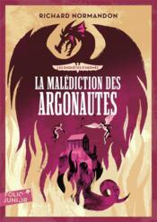Les enquêtes d'Hermès T.3 ; la malédiction des argonautes - Couverture - Format classique