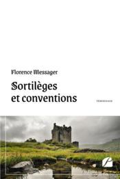 Sortilèges et conventions - Couverture - Format classique