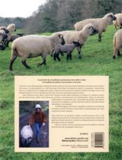 French tricot ; 11 portraits de travailleurs passionnés de la filière laine ; 10 modèles de pulls et accessoires à tricoter - 4ème de couverture - Format classique