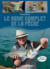 Manuel complet de pêche, les pêches incontournable - Couverture - Format classique