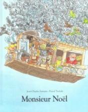 Monsieur noel - Couverture - Format classique