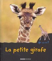 La Petite Girafe - Intérieur - Format classique