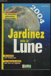 Jardinez Avec La Lune - Couverture - Format classique