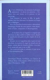 Aie-Ca-Meurt - 4ème de couverture - Format classique