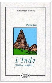 Inde Sans Les Anglais (L') - Couverture - Format classique