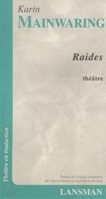 Raides - Couverture - Format classique