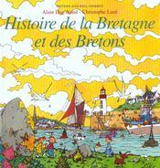 Histoire De La Bretagne Et Des Bretons - Intérieur - Format classique