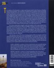 Polar tourism ; a tool for regional development - 4ème de couverture - Format classique