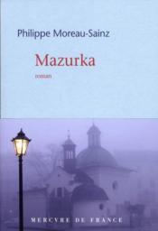 Mazurka - Couverture - Format classique
