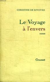 Le Voyage A L Envers. - Couverture - Format classique
