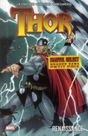 Thor T.1 ; renaissance - Couverture - Format classique