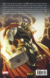 Thor T.1 ; renaissance - 4ème de couverture - Format classique