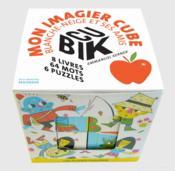 Cubik ; mon imagier cube Blanche-Neige et ses amis - Couverture - Format classique