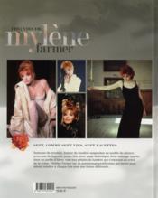 Les 7 vies de Mylène Farmer - 4ème de couverture - Format classique
