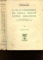 La Vie Et L'Enseignement De Jesus Christ Notre Seigneur - Volume 2 - Tome 2 - Couverture - Format classique