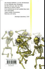 Entrez dans la danse - 4ème de couverture - Format classique