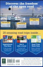 Florida & the South's best trips (3e édition) - 4ème de couverture - Format classique
