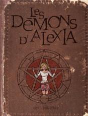 Les démons d'Alexia ; INTEGRALE VOL.1 ; T.1 A T.4 - Couverture - Format classique
