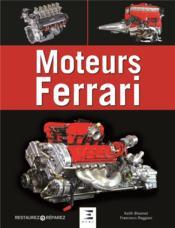 Restaurez & réparez ; moteurs Ferrari - Couverture - Format classique