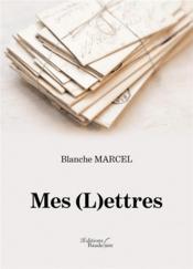 Mes (l)ettres - Couverture - Format classique