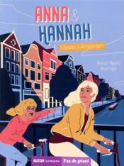 Anna & Hannah T.3 ; mystère à Amsterdam - Couverture - Format classique
