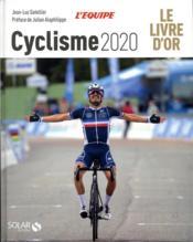 Livre d'or du cyclisme (édition 2020) - Couverture - Format classique