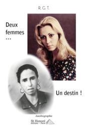Deux femmes, un destin - Couverture - Format classique