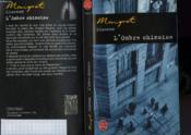 Maigret - l'ombre chinoise - Couverture - Format classique