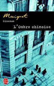 Maigret - l'ombre chinoise - Intérieur - Format classique