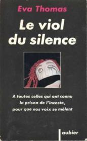 Le viol du silence - Couverture - Format classique