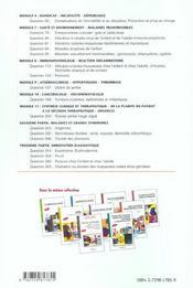 Dermatologie Nouveau Programme - 4ème de couverture - Format classique