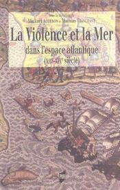 Violence et la mer - Intérieur - Format classique