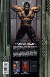 Hunter killer t.2 ; sélection naturelle - 4ème de couverture - Format classique