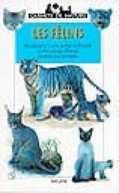 Les felins - Couverture - Format classique