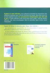 Reussir Son Eval En... ; Soins Infirmiers Aux Personnes Agées - 4ème de couverture - Format classique
