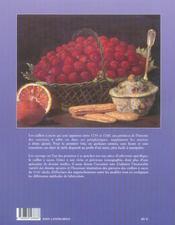 Les cuillers a sucre dans l'orfevrerie francaise du xviiie siecle - 4ème de couverture - Format classique