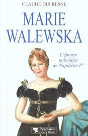 Marie Walewska - Intérieur - Format classique