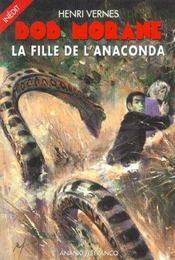 Bob Morane t.2008 ; la fille de l'anaconda - Intérieur - Format classique