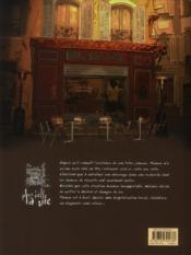 Plus belle la vie t.2 ; un jumeau pour la vie - 4ème de couverture - Format classique