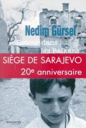 Retour Dans Les Balkans - Couverture - Format classique
