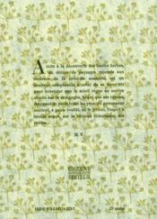 Les hautes herbes - 4ème de couverture - Format classique