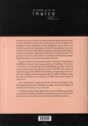 Chinois ; exercices d'écriture t.1 ; les 500 premiers caractères courants - 4ème de couverture - Format classique