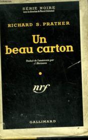 Un Beau Carton. ( Liverbody Had A Gun ). Collection : Serie Noire Avec Jaquette N° 145 - Couverture - Format classique