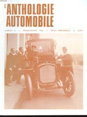 L'Anthologie De L'Automobile N°21 - Couverture - Format classique