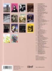 Revue Bnf N.44 ; Livres De Photographie Au Xixe Siècle - 4ème de couverture - Format classique