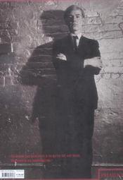 Andy Warhol Geant - 4ème de couverture - Format classique
