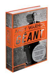 Andy Warhol Geant - Couverture - Format classique
