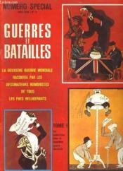 Guerres Et Batailles - Numero Special Hors Serie / N°14 - Couverture - Format classique