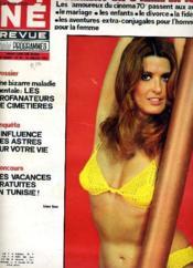 Cine Revue - Tele-Programmes - 50e Annee - N° 30 - Cours, Mon Ombre, Cours - Couverture - Format classique